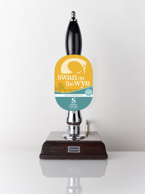 Pale Summer Ale – Swan on the Wye