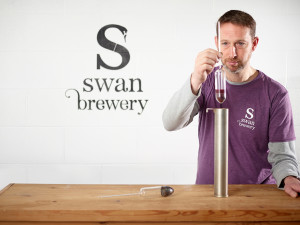 Swan Brewery ales precision brewed for perfection