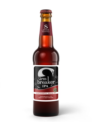 Arm Breaker IPA from Swan Brewery - Quintessential English IPA