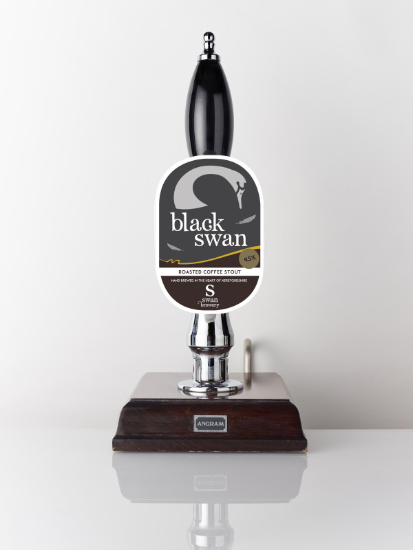 103467 SWAN BREWERY Black Swan Pump