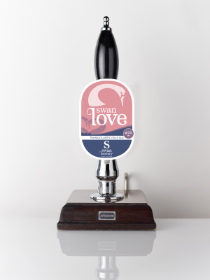 Swan Love transatlantic pale ale