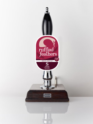 Ruffled Feathers bright crisp ale from Swan Brewery
