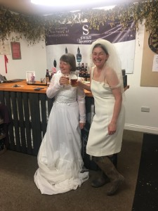 Celebrating the launch of Swan Love from Swan Brewery