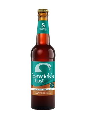 Bewick's Best 4.5% bottled best bitter