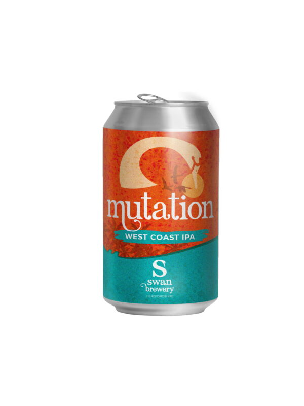 Mutation West Coast IPA Swan Brewery