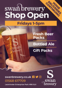 Brewery shop opening hours