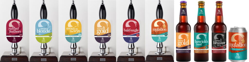 Swan Brewery August selection