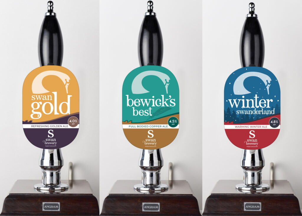 Swan Gold, Bewick's Best and Winter Swanderland available January 2021